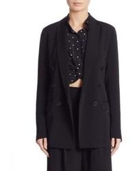 Alexander Wang T By Double Breasted Blazer