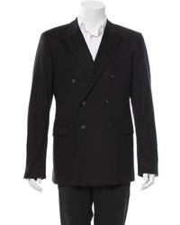 Calvin Klein Collection Wool Cashmere Blend Blazer