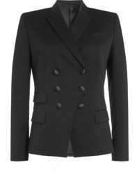 The Kooples Wool Double Breasted Blazer