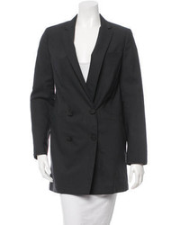 Rag & Bone Wool Double Breasted Blazer