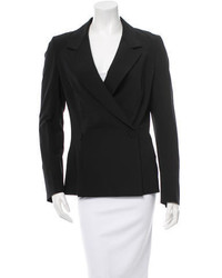 Fendi Wool Double Breasted Blazer