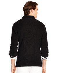 Polo Ralph Lauren Cotton Sweater Blazer | Where to buy & how to wear