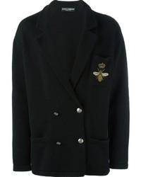 Dolce & Gabbana Double Breasted Cardigan