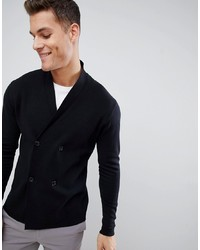 Selected Homme Double Breasted Cardigan