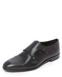 Hugo Double Monk Strap Shoes