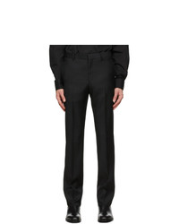 Givenchy Black Skinny Fit Trousers