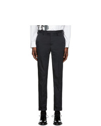 Undercover Black Slim Trousers