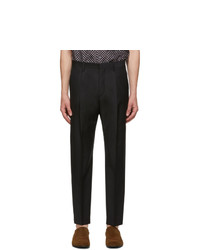 Tiger of Sweden Black Thomas Trousers