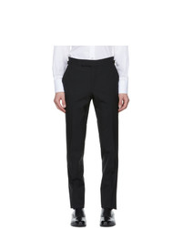 Tom Ford Black Wool Oconnor Trousers