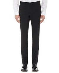Burberry X Barneys New York Slim Tuxedo Trousers
