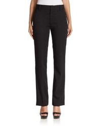 Marc Jacobs Classic Wool Gaberdine Pants
