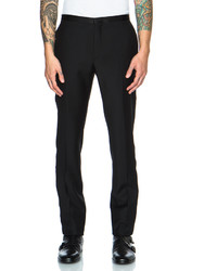 Calvin Klein Collection Crosby Tuxedo Wool Pant