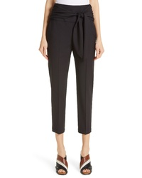 Brunello Cucinelli Crop Cigarette Pants