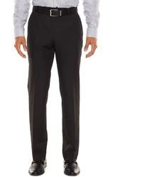 Apt. 9 Extra Slim Black Suit Pants