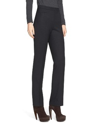 Akris Punto Francoise Stretch Gabardine Pants