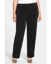 Vikki Vi High Rise Pull On Pants
