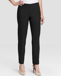 Elie Tahari Jillian Stretch Wool Slim Pants