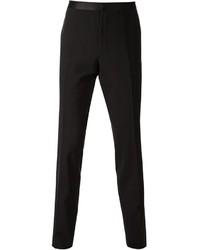 Lanvin Satin Waistband Tailored Trousers
