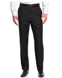 Michael Kors Michl Michl Kors Black Solid Dress Pants