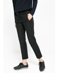 Mango Outlet Outlet Cotton Suit Trousers