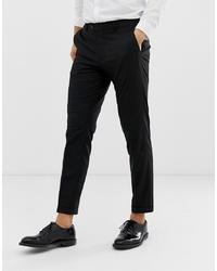 Jack & Jones Premium Smart Trouser In Cropped Fit
