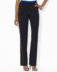 Ralph Lauren Lauren Wide Leg Dress Pants