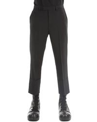 Raf Simons Slim Fit Cuffed Pants