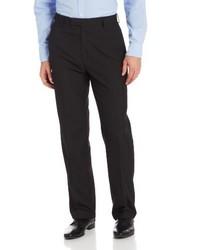 Haggar Stripe Tailored Fit Plain Front Suit Separate Pant