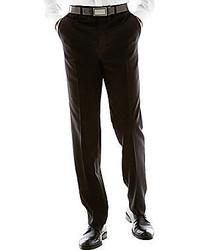 Claiborne Textured Slim Fit Wool Suit Pants