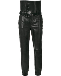 Saint Laurent Ultra High Waist Trousers