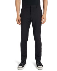 Valentino Zip Wool Blend Pants