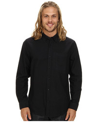 Hurley Ace Oxford Ls Woven Shirt