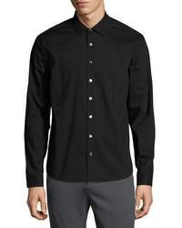 ATM Anthony Thomas Melillo Classic Fit Button Front Shirt