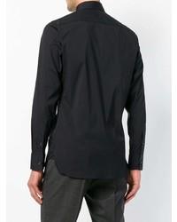 Z Zegna Classic Plain Shirt