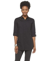 Mossimo Collared Button Down Top