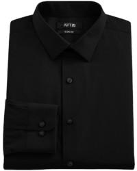 Apt. 9 Extra Slim Solid Stretch Dress Shirt