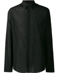 Fendi Karligraphy Classic Buttoned Shirt