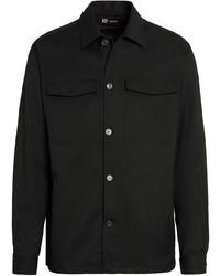 Z Zegna Long Sleeve Dress Shirt