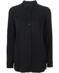 MICHAEL Michael Kors Michl Michl Kors Back Pleated Shirt
