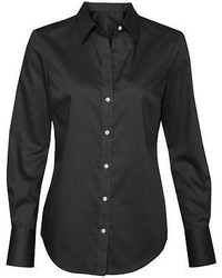 Calvin Klein Non Iron Dobby Pindot Ladies Dress Shirt Choose S 3xl 13ck030
