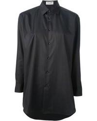 Saint Laurent Long Line Shirt