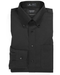Nordstrom Shop Smartcare Traditional Fit Pinpoint Dress Shirt
