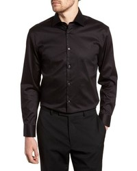 John Varvatos Star USA Slim Fit Stretch Solid Dress Shirt