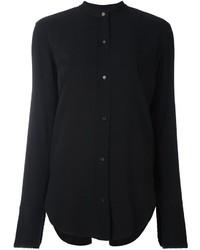Slit open back shirt medium 972431