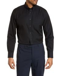 Nordstrom Men's Shop Smartcare Traditional Fit Pinpoint Dress Shirt