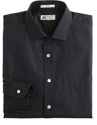 Thomas mason for jcrew ludlow shirt in royal oxford cloth for Thomas mason dress shirts