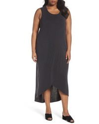 Nic+Zoe Boardwalk Jersey Highlow Dress