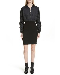Opening Ceremony Bomber Dress