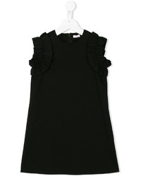 Il Gufo Frill Sleeve Dress