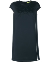 Versace Jeans Short Sleeved Dress